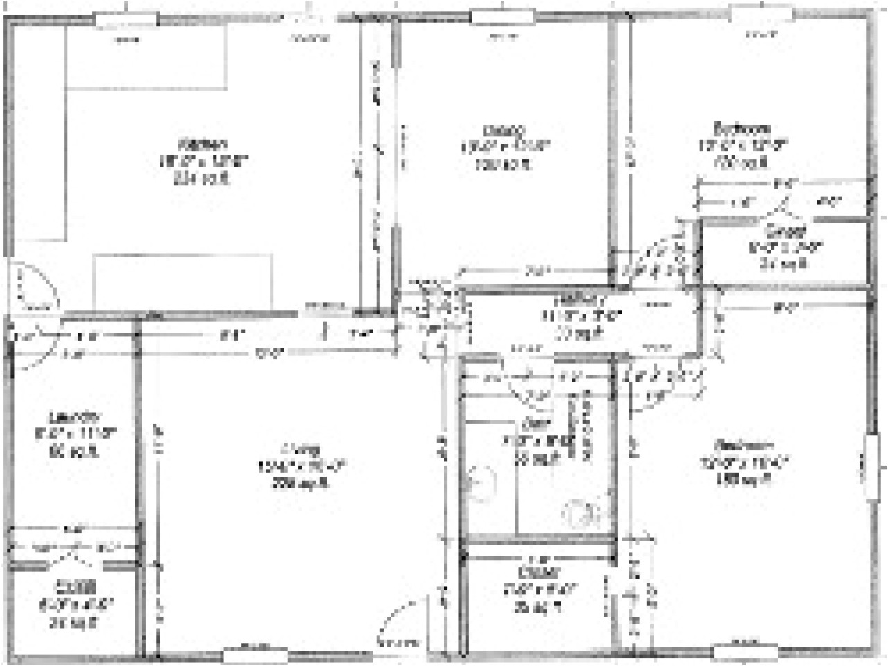 pole building floor plans