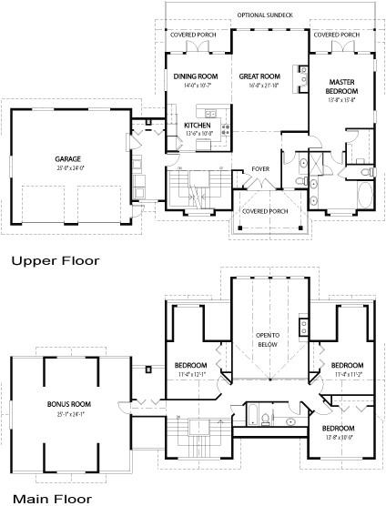 hartley post beam family custom homes