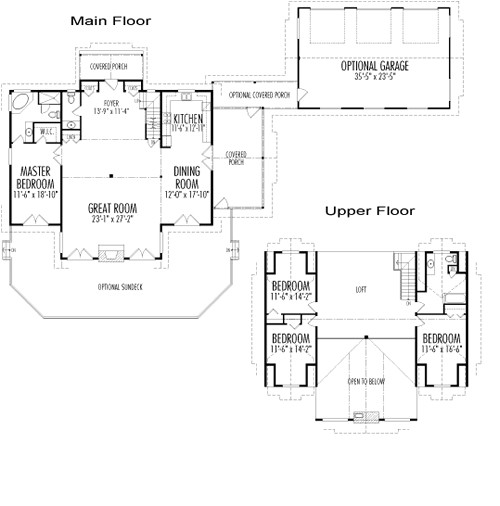 islinda post beam family custom homes
