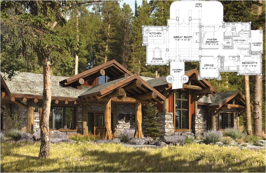 Post and Beam Log Home Plans Post and Beam Homes by Precisioncraft