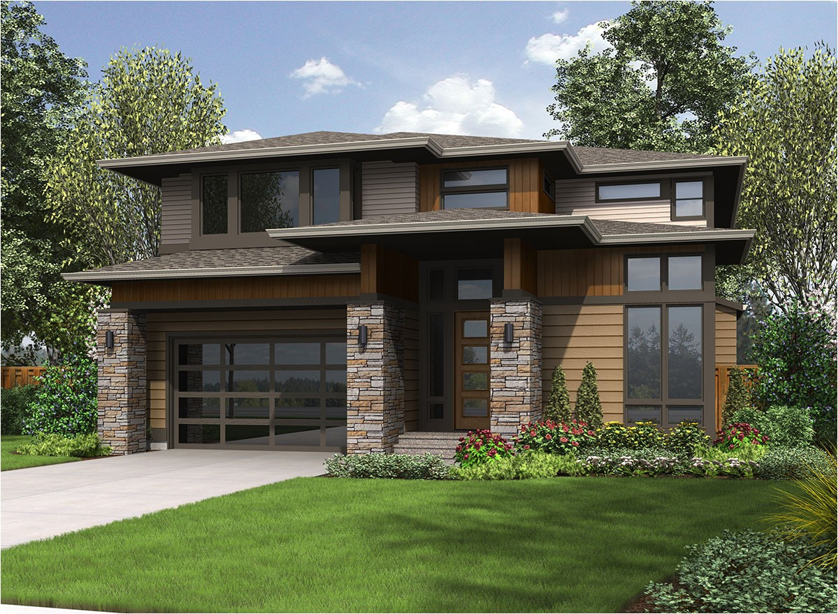 big and bright prairie style house plan 23607jd