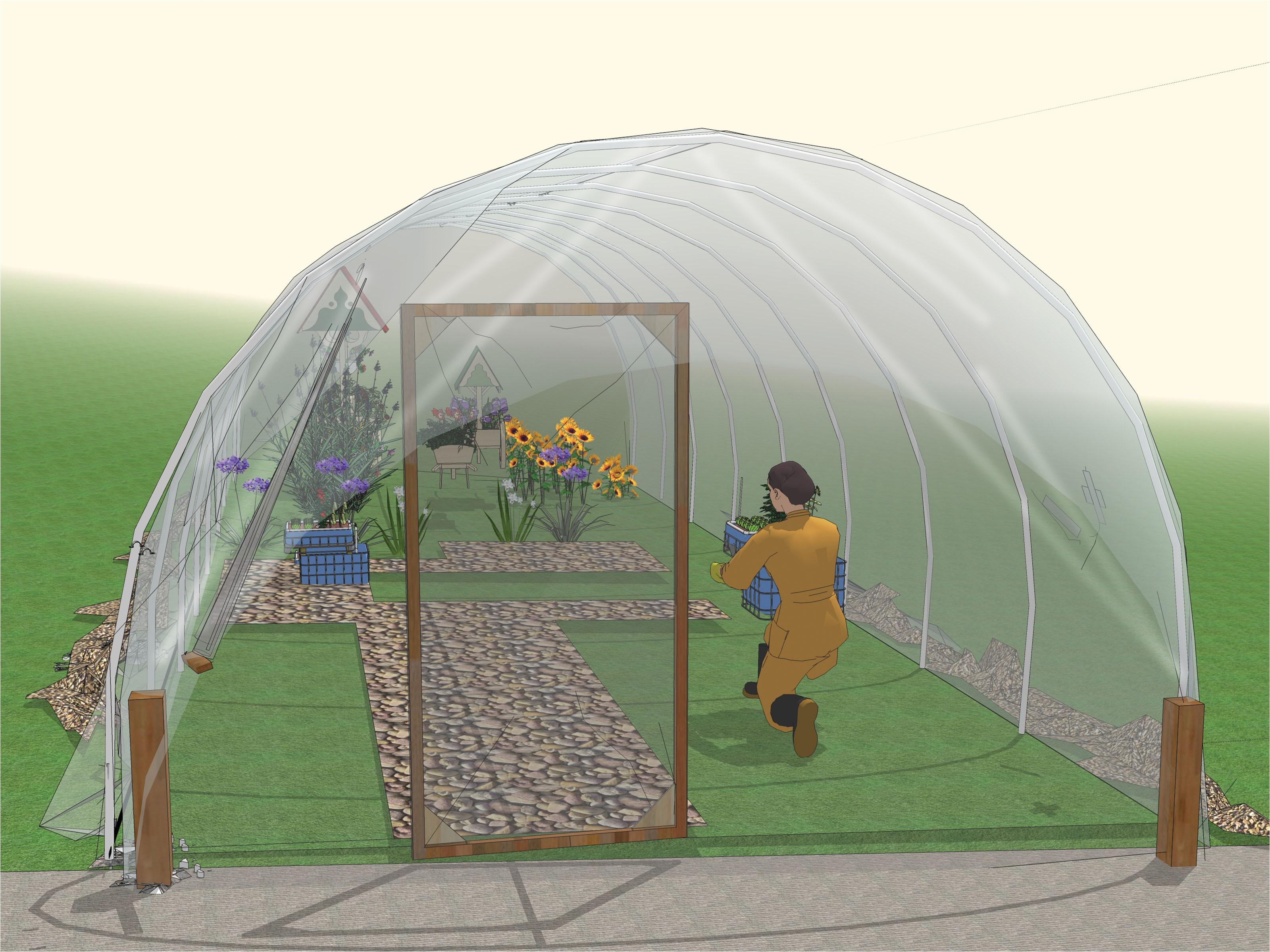 hoop house plans pdf