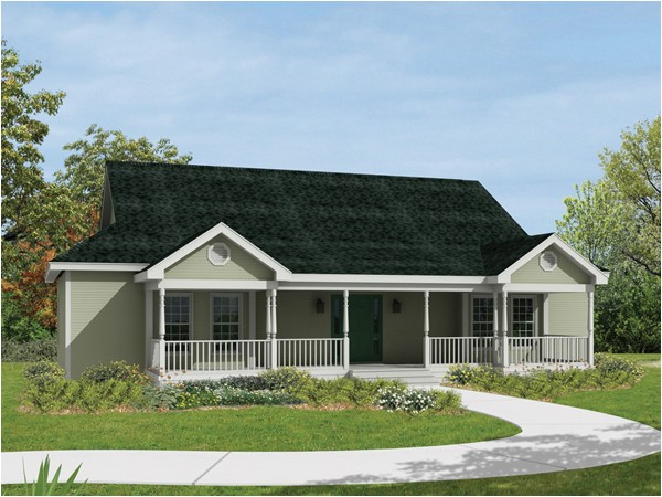 ranch house design covered porch