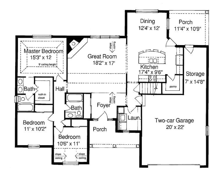 plans for ranch style houses beautiful ranch style house plans with basement basements ideas
