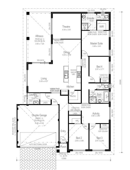 red ink homes floor plans beautiful lot 28 protea avenue moresby redink homes mid west