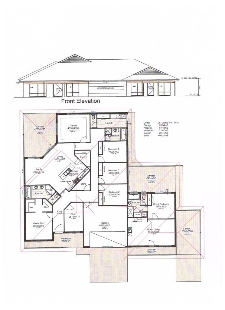 red ink house designs