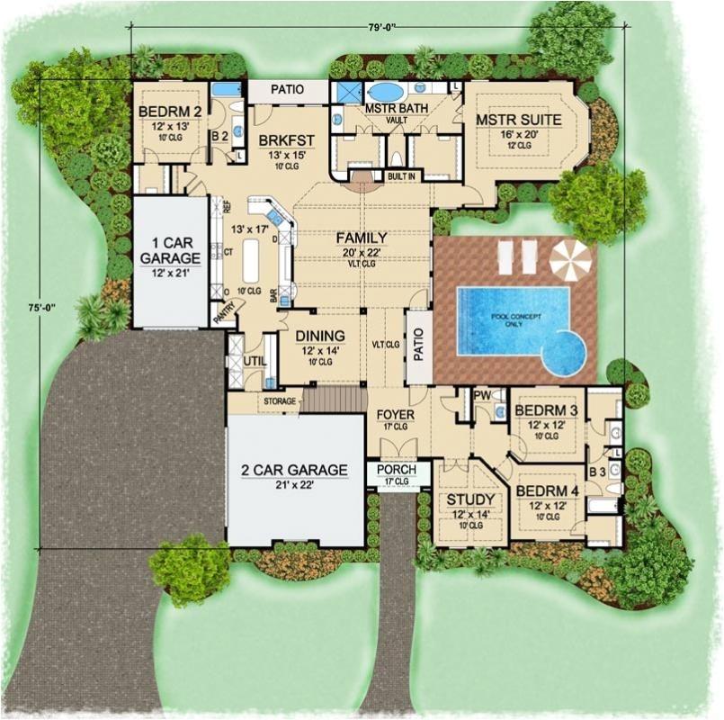 retirement home design plans