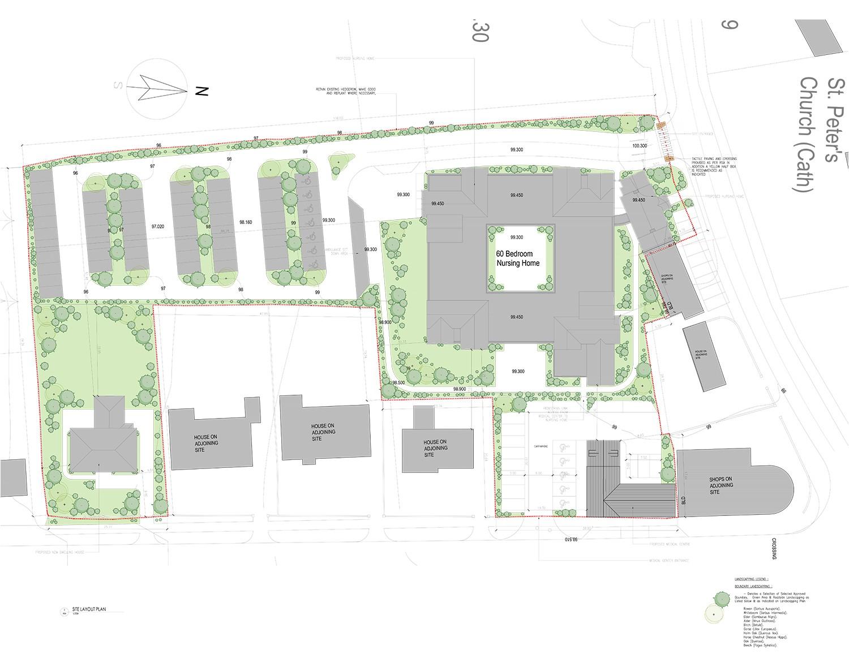 floor plans for nursing homes