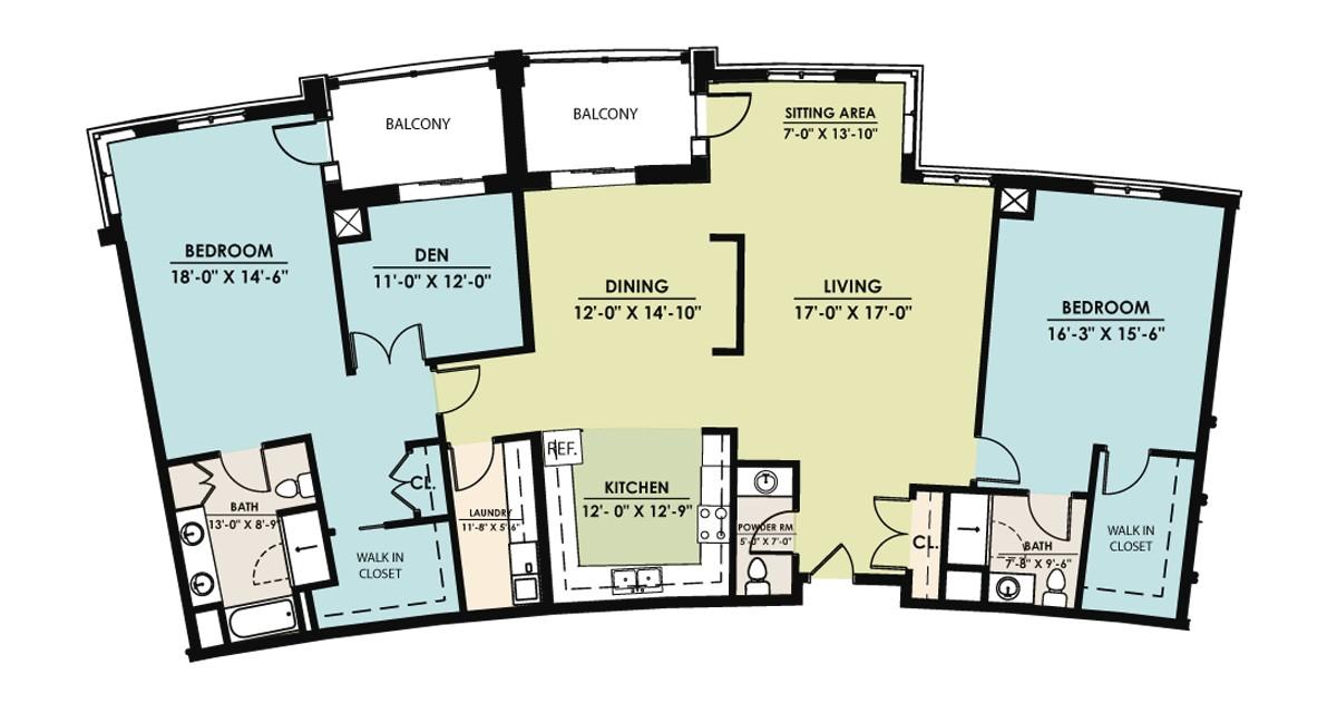 luxury retirement home plans