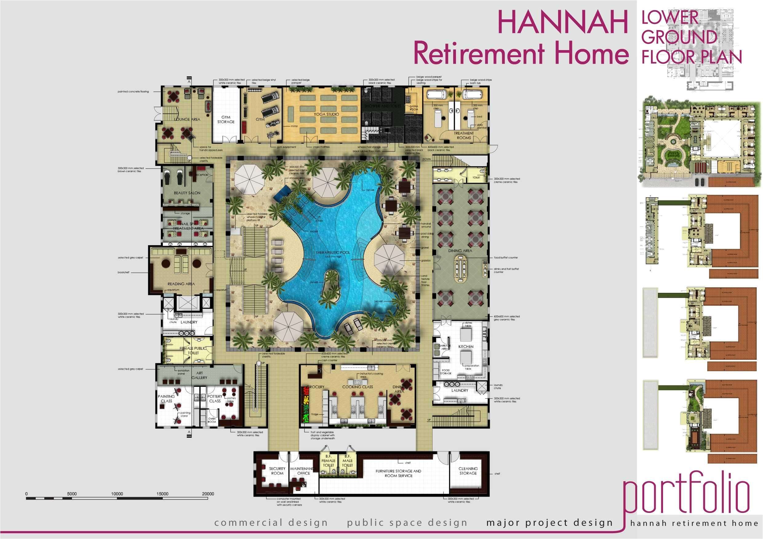 retirement house plans or fascinating country lake home designs simple design