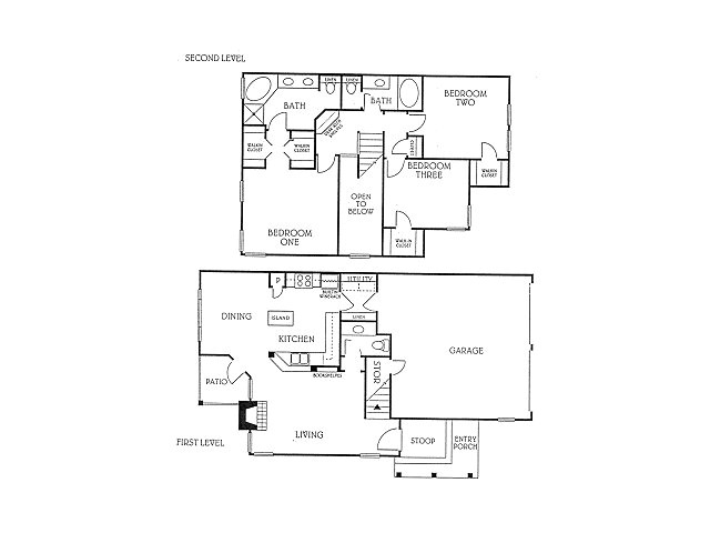 richardson homes floor plans