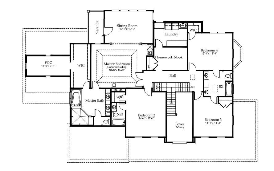 the matthews 2nd floor