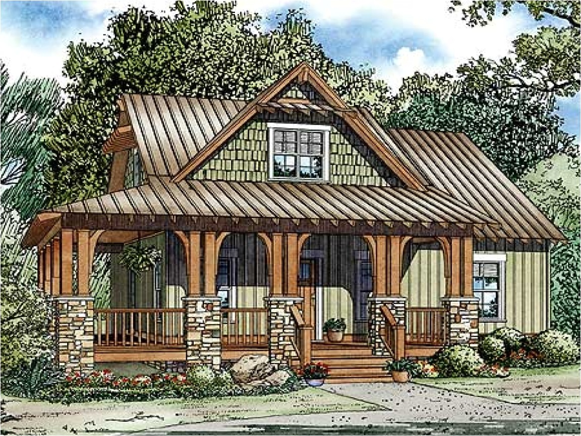 country cabins floor plans