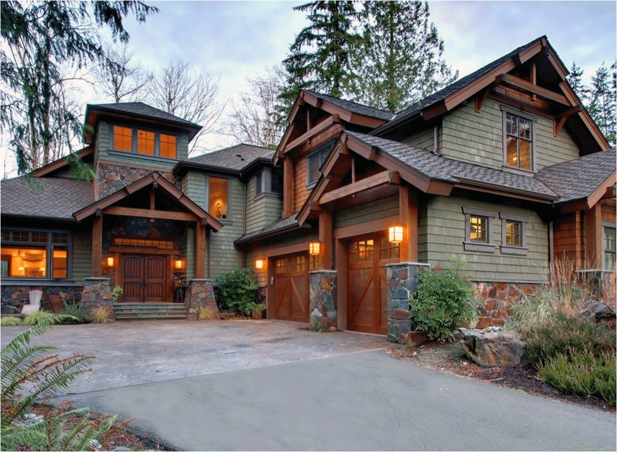 Rustic Home Design Plans Architectural Designs