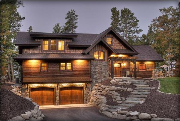 rustic houses design ideas