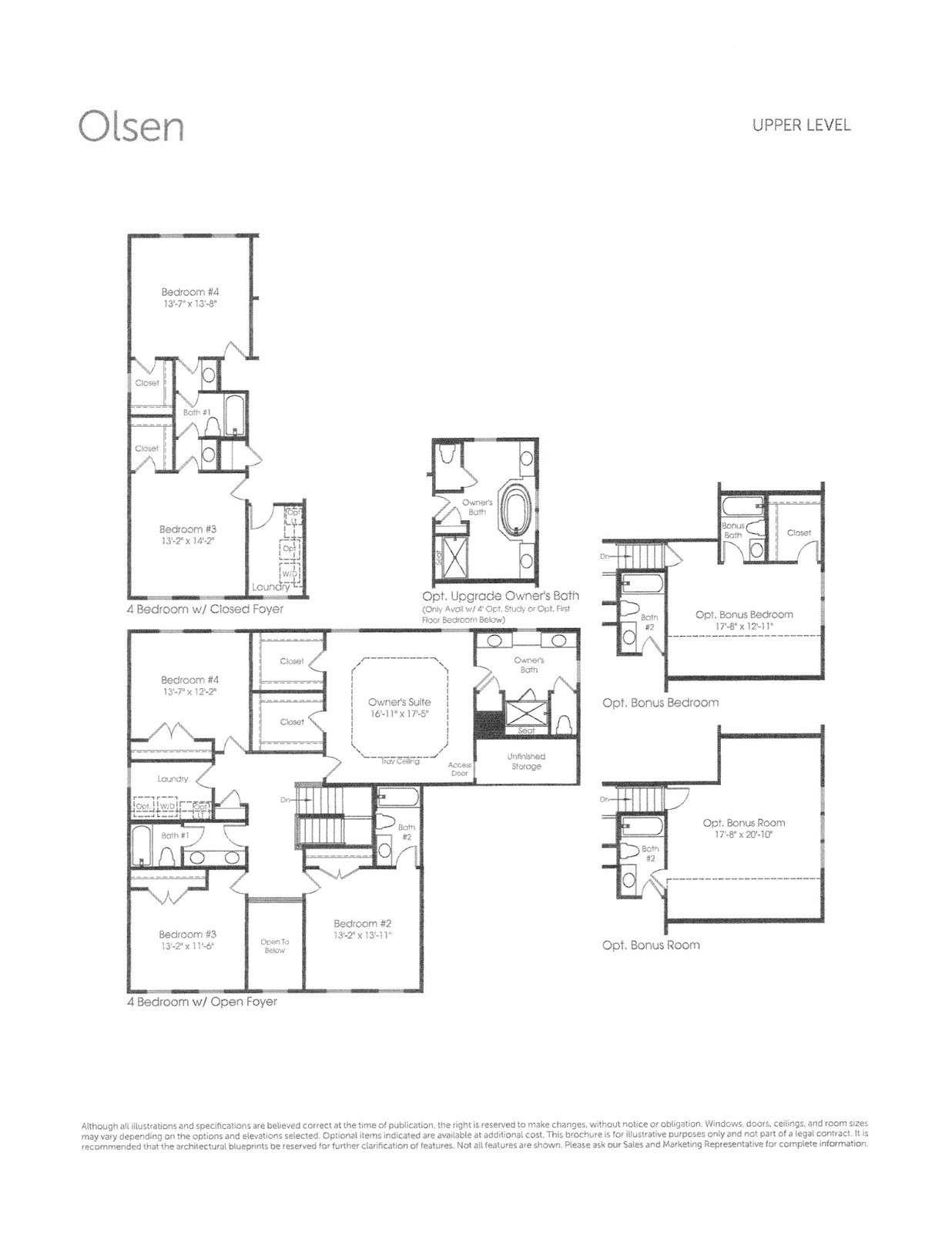 olsensecondfloor nice ryan homes ohio floor plans 8