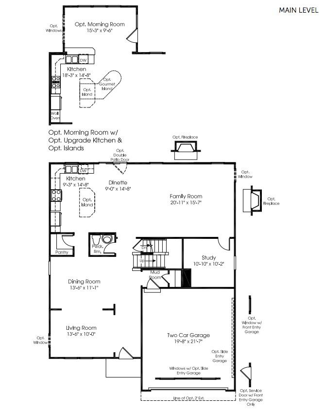 ryan homes floor plans rome