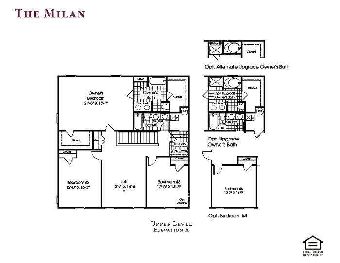 ryan homes ohio floor plans