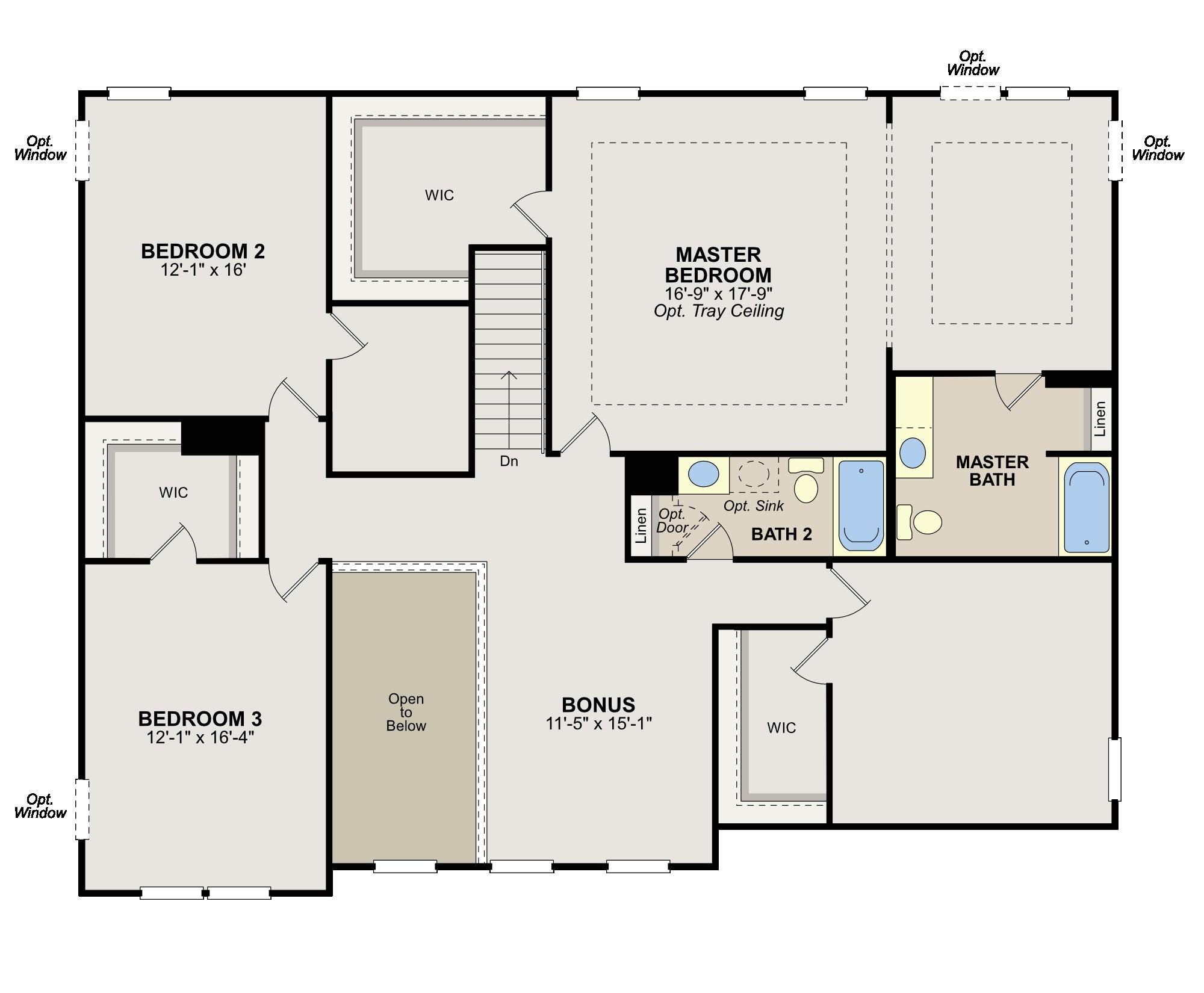 Ryland Home Plans Ryland Homes Floor Plans atlanta