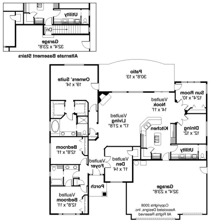 ryland homes floor plans