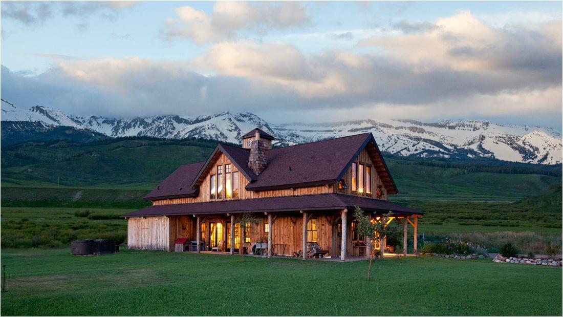 ponderosa country barn rll606