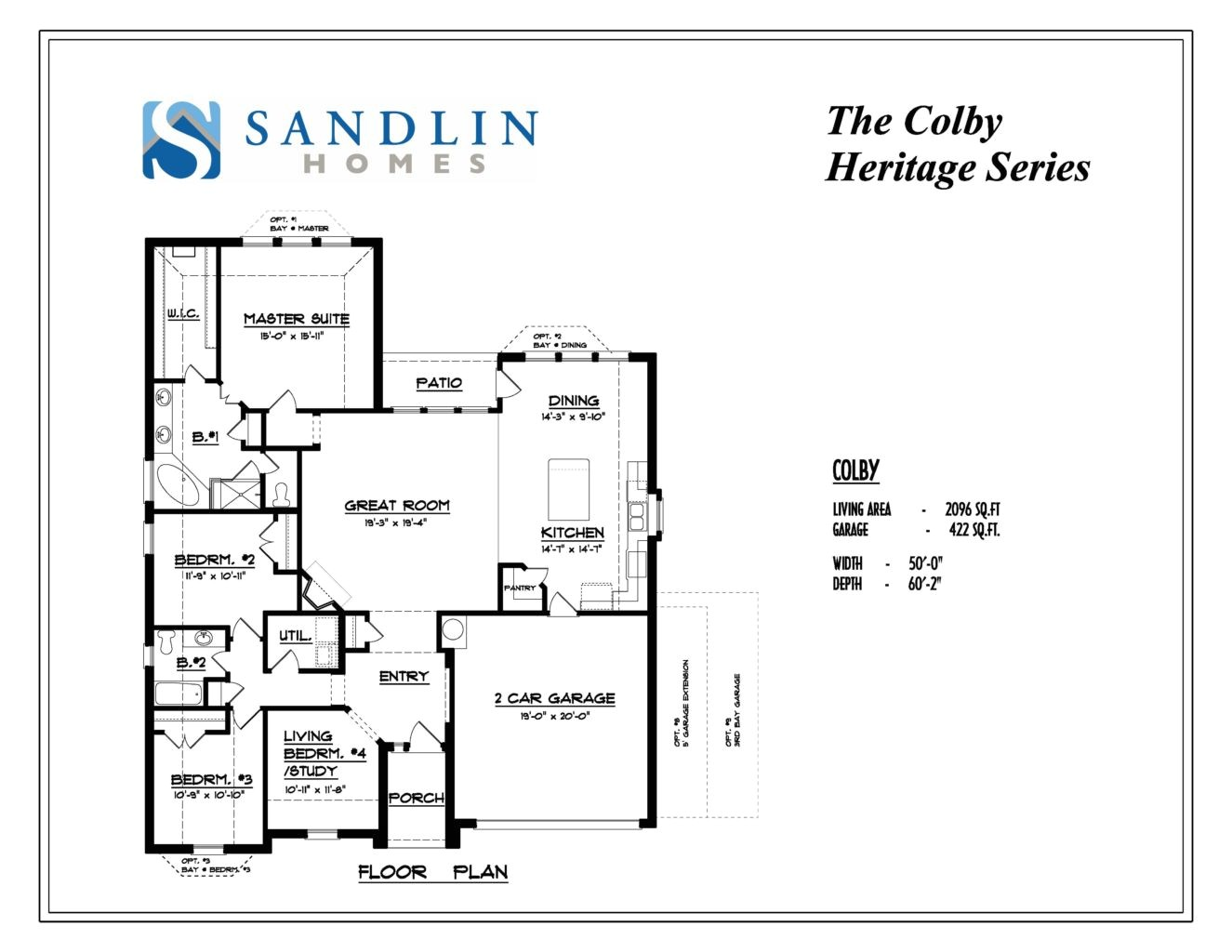 sandlin home plans