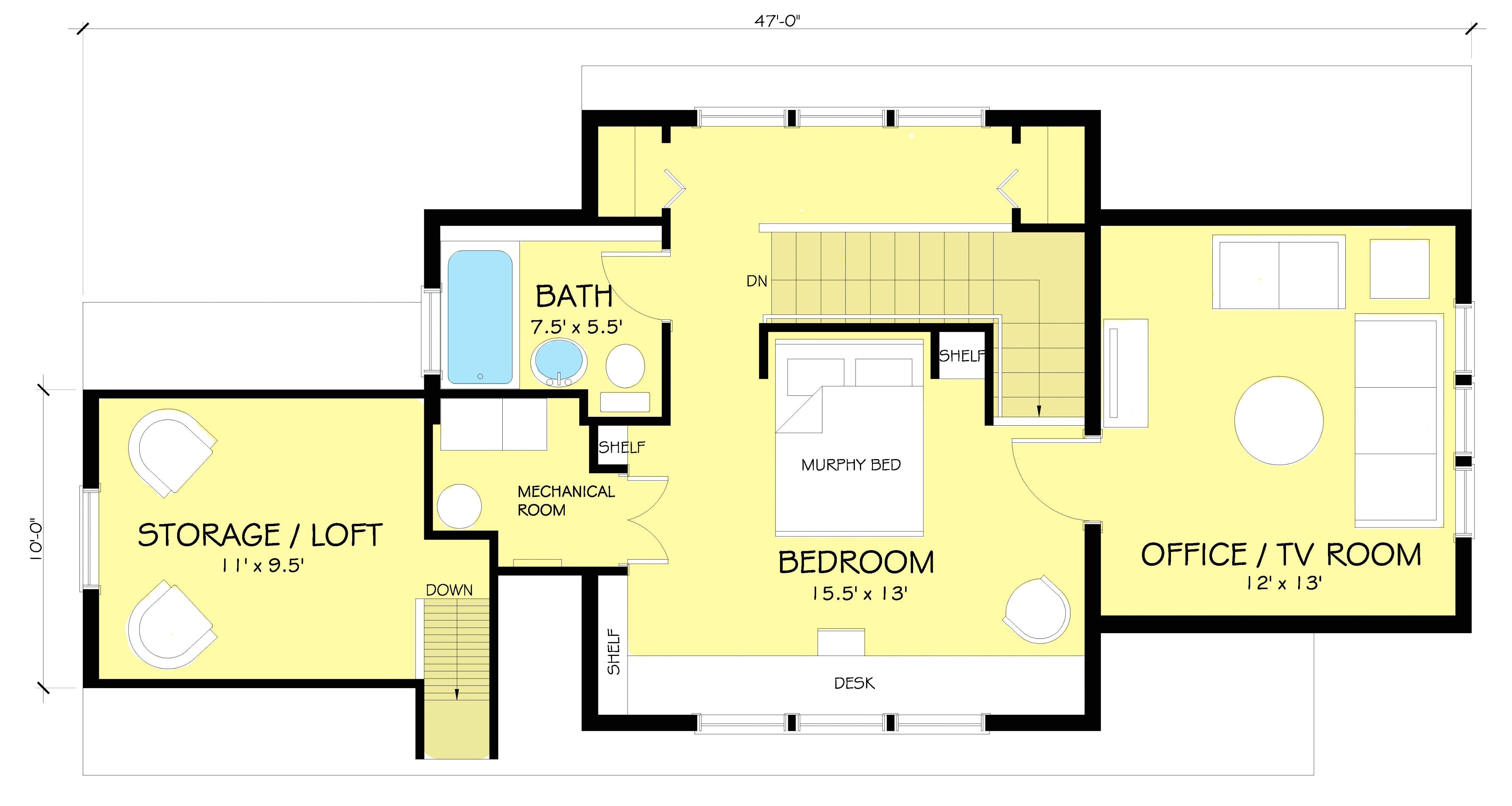 Sarah Homes Floor Plans Not so Big Bungalow by Sarah Susanka Time to Build