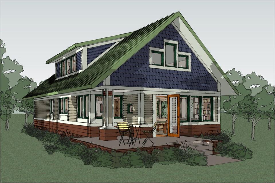 not so big bungalow by sarah susanka