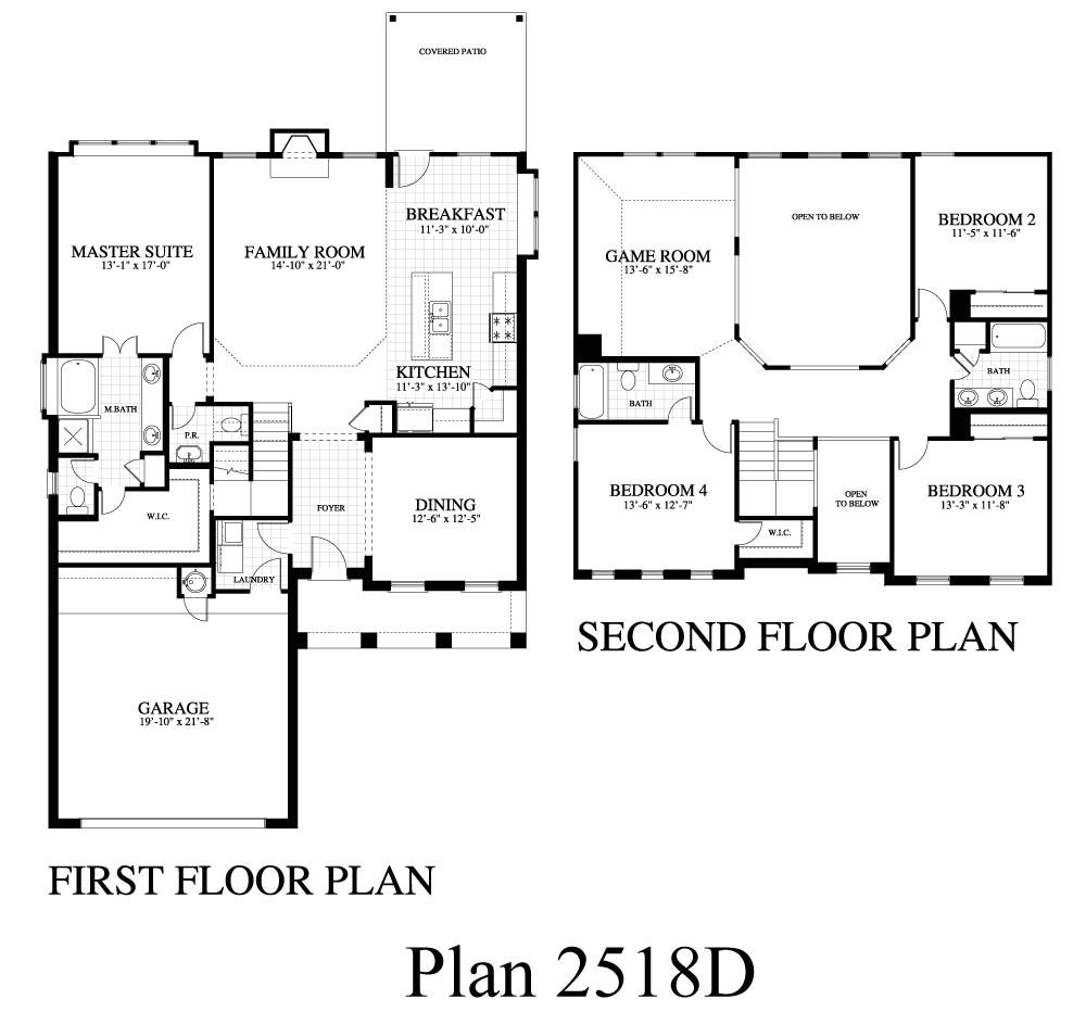 plan 2518d