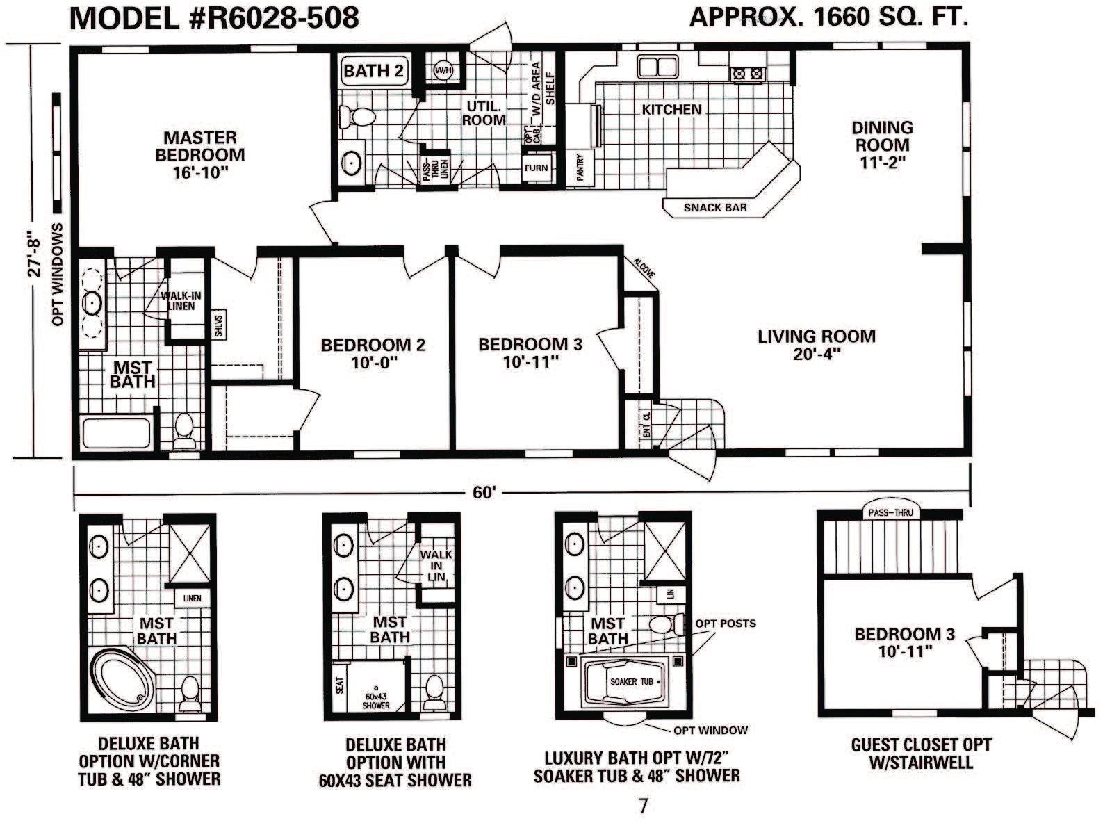 schult mobile homes floor plans manufactured 2