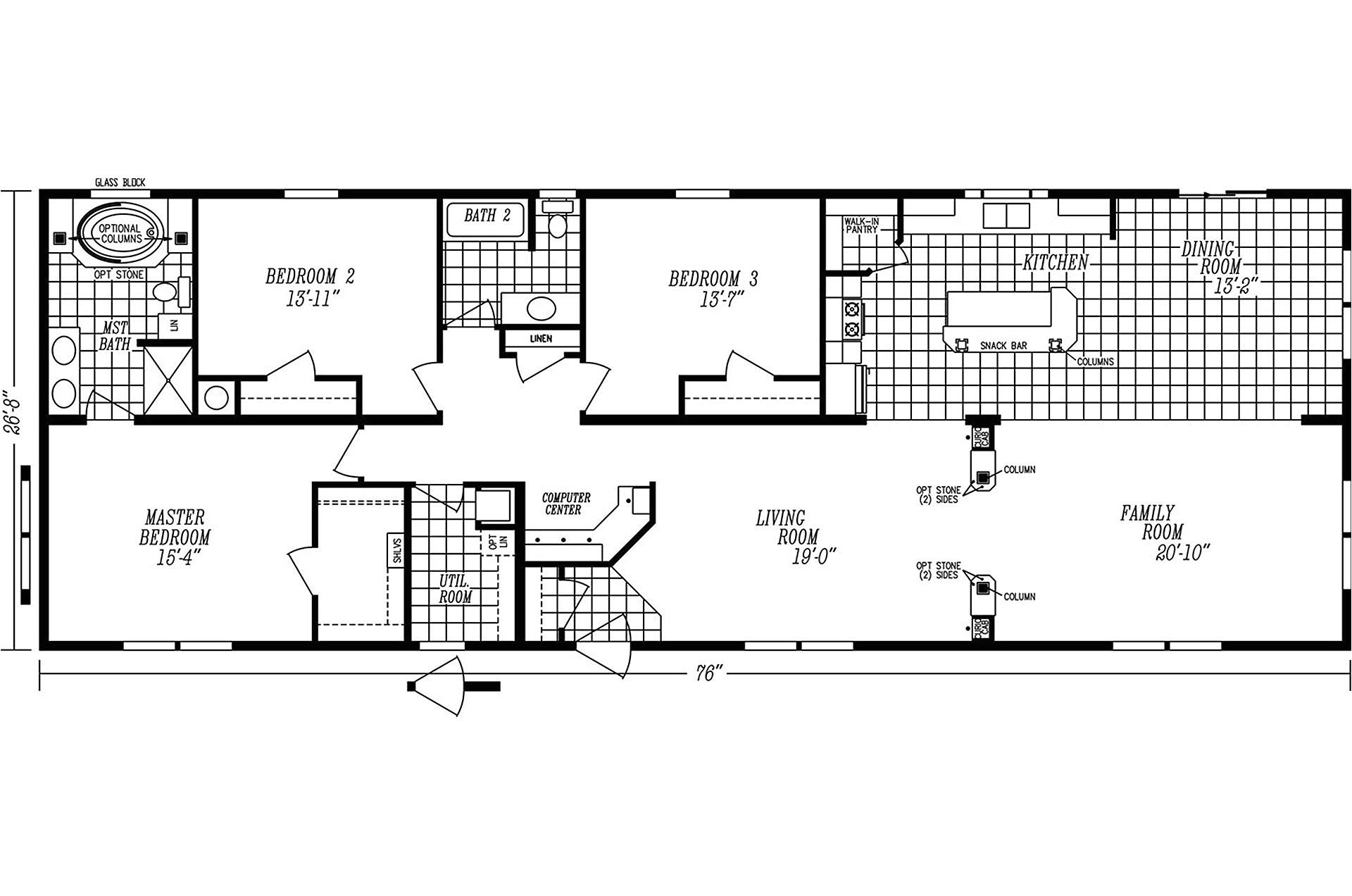 schult mobile homes floor plans