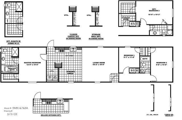 schultz manufactured home floor plans