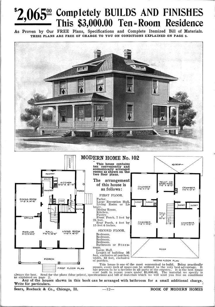 sears modern homes