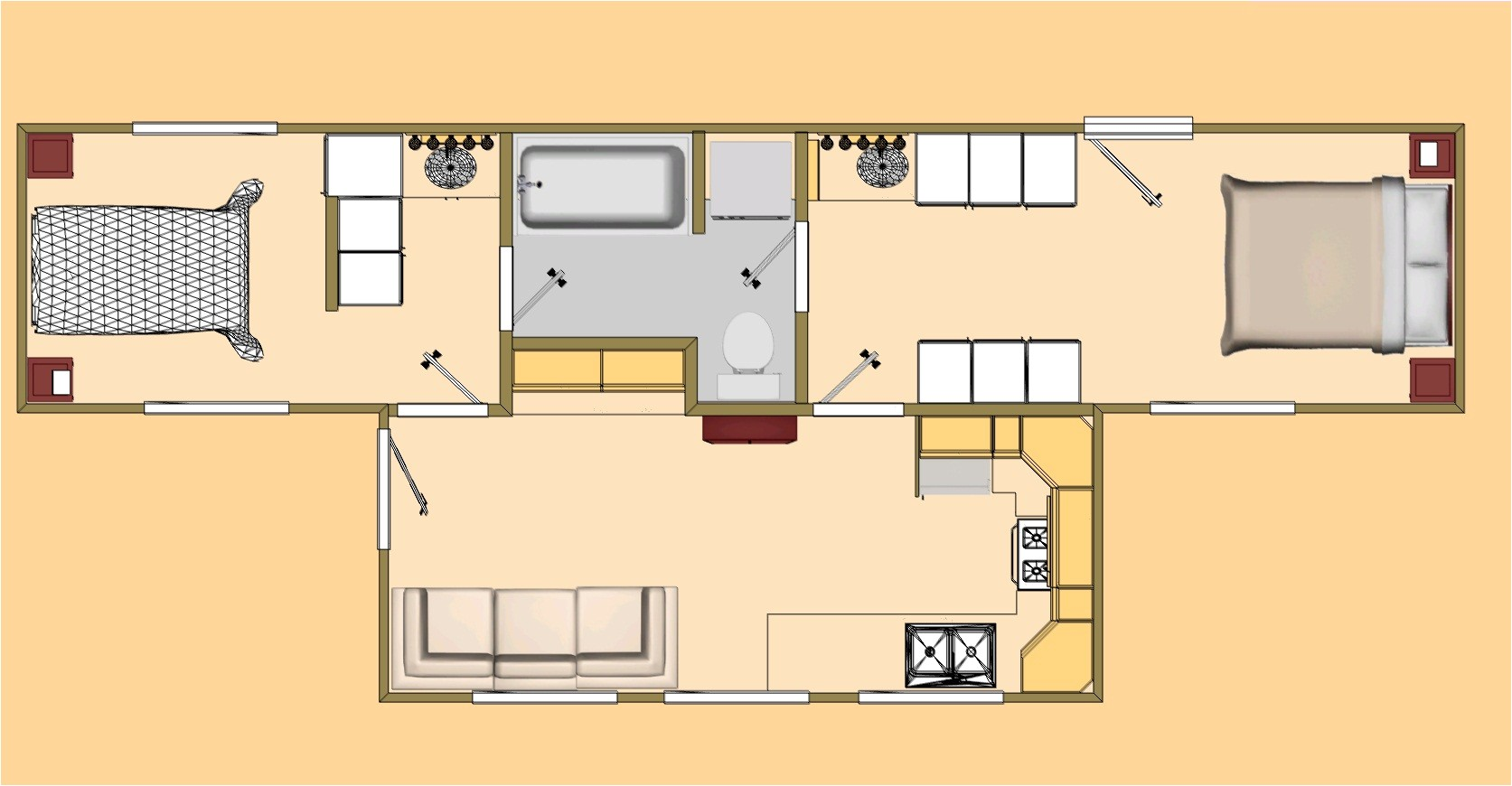 shipping container house floor plans with others fat 2