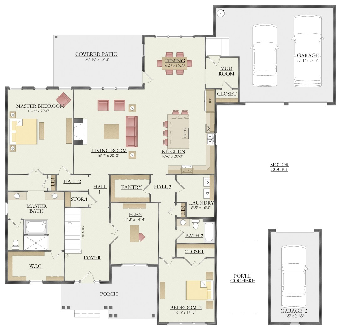 Signature Homes Plans the Willow 1a Floor Plan Signature Homes