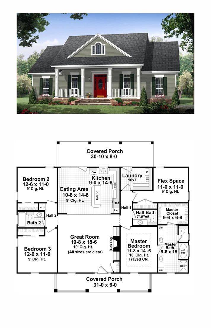 simple concrete block house plans
