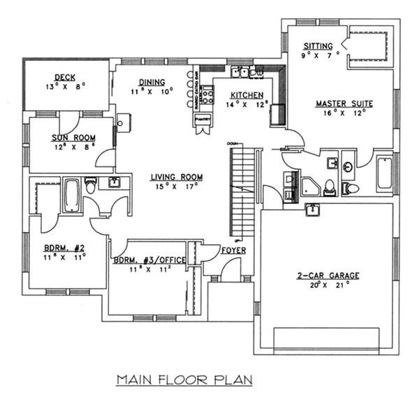 Simple Concrete Block Home Plans Concrete House Plans