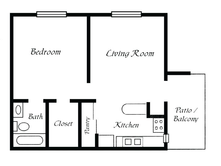 one bedroom one bath house plans the best simple floor plans ideas on simple house plans small floor plans and simple home plans 3 bedroom 2 bath house plans 1 story no garage