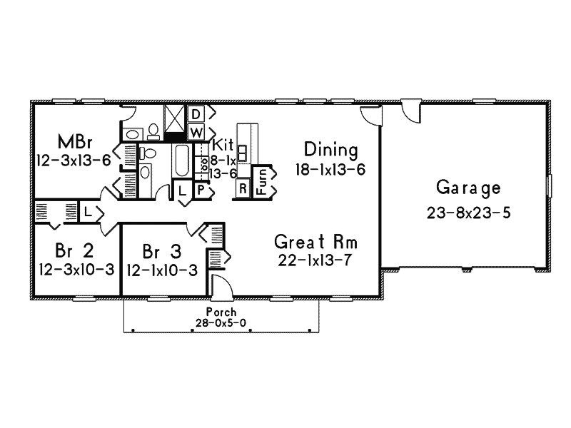 simple ranch style house plans new ranch house floor plans helps you to design your own house