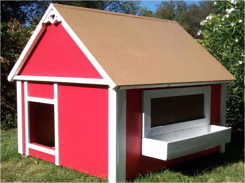 simple dog houses designs