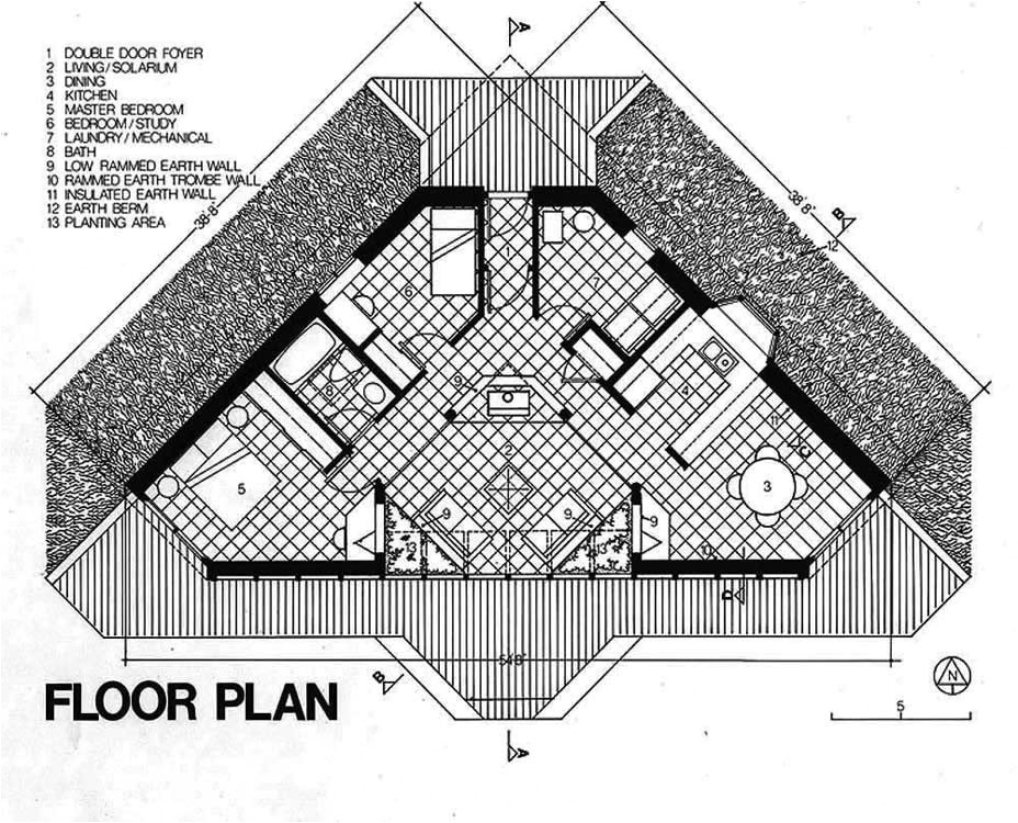 house plans solar