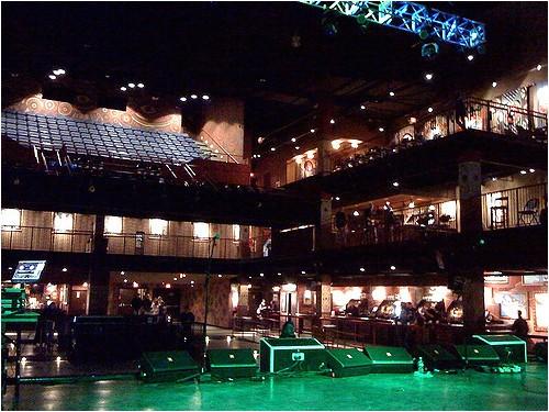 house of blues boston capacity