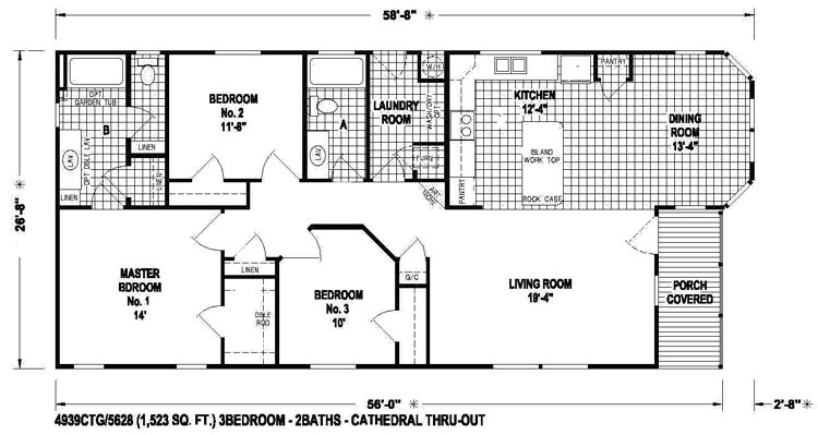 skyline mobile homes floor plans