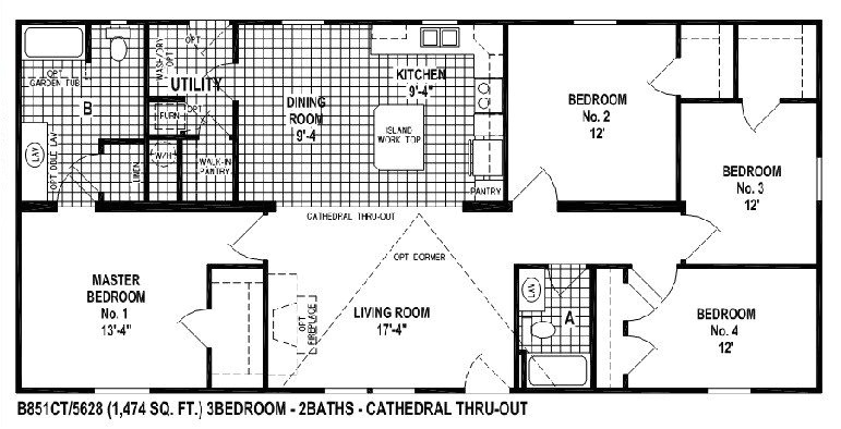 skyline mobile homes floor plans