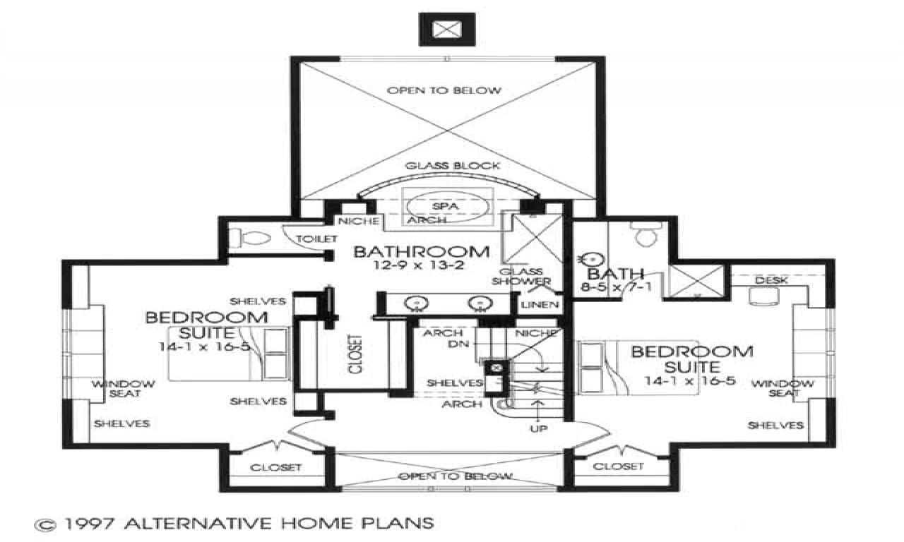 slab home plans