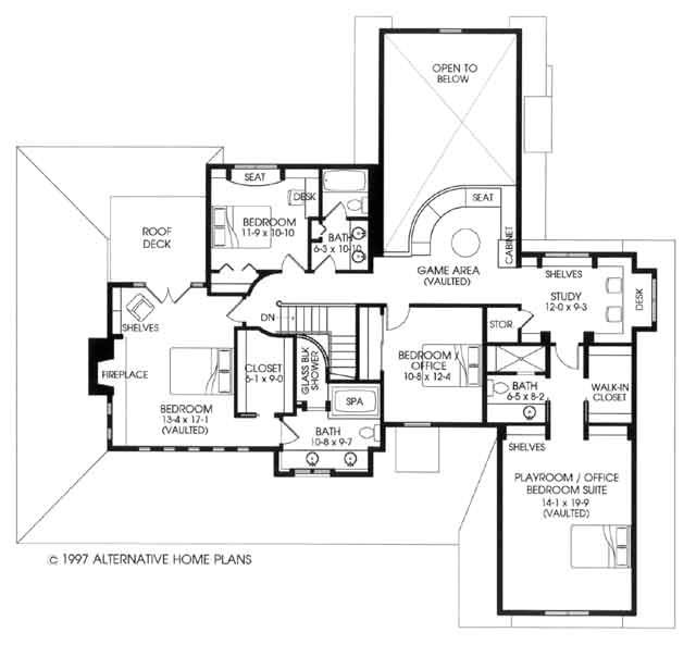 slab on grade house plans