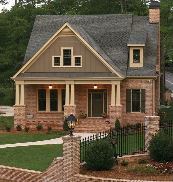 craftsman home plans small