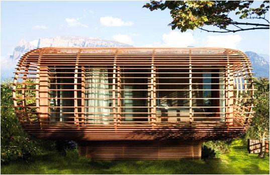 small eco house designs