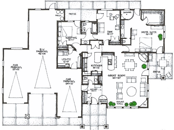lovely small efficient house plans 12 energy efficient house plans
