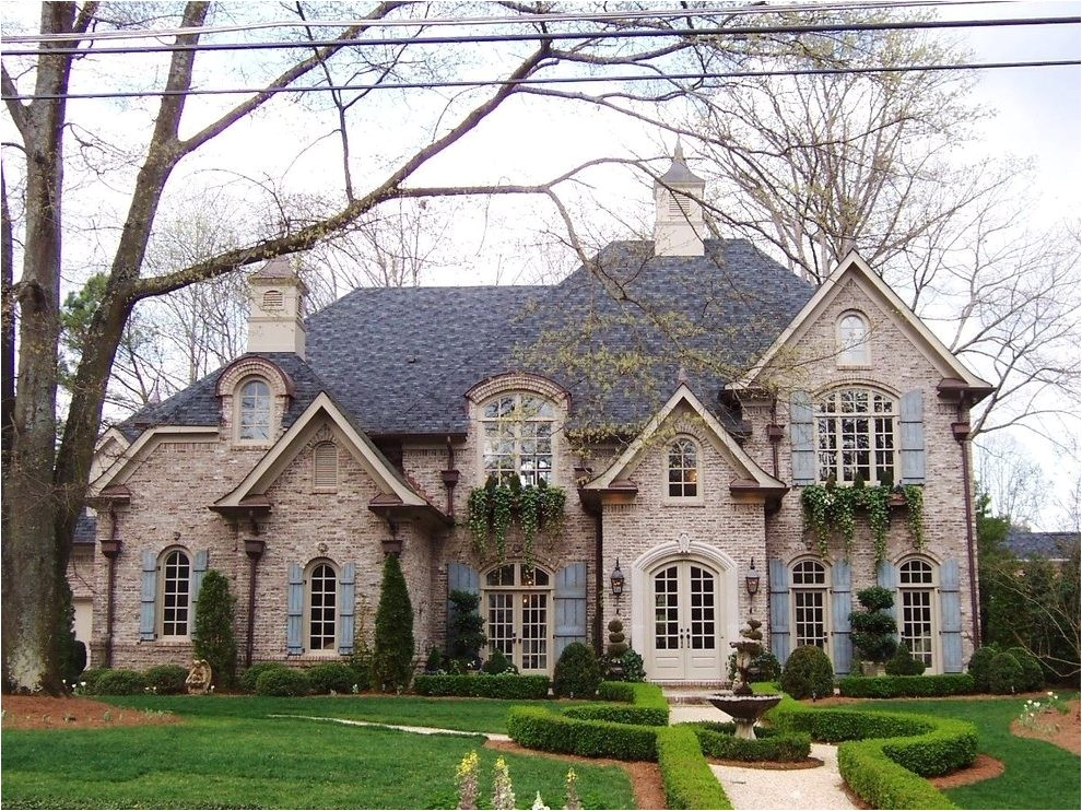 Small French Country Home Plans Small French Country House Plans House Design Enjoyed